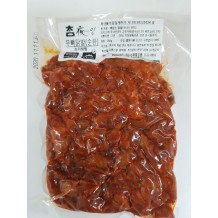하누리 무뼈닭발(순한 250g 국내산)/전자렌지 3분OK