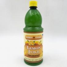 레몬주스(골드크라운 32oz(946ml))