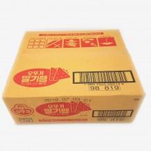 오뚜기 딸기잼(일회용 12g*480EA / BOX)
