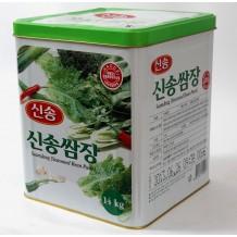 신송식품 쌈장(캔 14Kg)