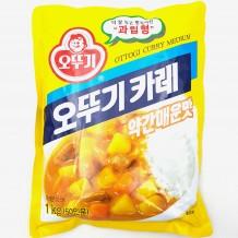 오뚜기 카레(약간매운맛 1Kg)