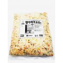 천일식품 햄야채볶음밥(냉동 3Kg)