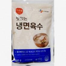 이츠웰 냉면육수(냉동 300g)