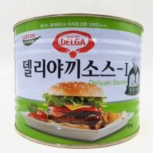 롯데푸드 데리야끼소스(2Kg)
