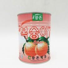 참존식품 복숭아원액(835ml)