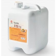 청정원 햇살담은 조림 간장(15L)