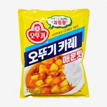 오뚜기 카레(매운맛 1Kg)