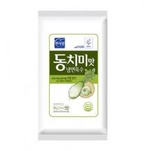 면사랑 냉면육수(냉동 동치미맛 5Kg)