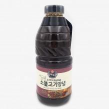 백설 소불고기양념(2.45Kg)