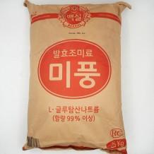 백설 미풍(25Kg)