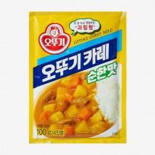 오뚜기 카레(순한맛 100g)