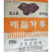 고성 메밀가루(15KG)