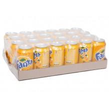 코카콜라 환타(파인애플 캔 355ml*24EA/BOX)