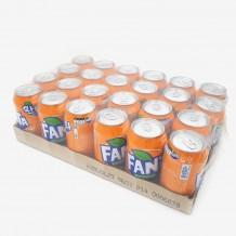코카콜라 환타 오렌지(캔 355ml*24EA/BOX)