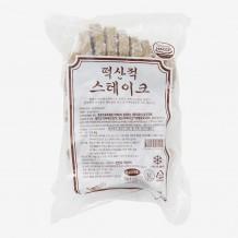 맘모스식품 떡산적스테이크(냉동 1.5Kg)