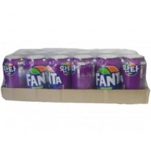 코카콜라 환타(포도 캔 355ml*24EA/BOX)