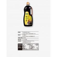 미소찬 고소한참기름(1.6L  베트남)