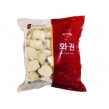 차이웰 꽃빵(냉동 30g*50입 1.5Kg 중국)