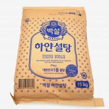 백설 하얀설탕(15Kg)