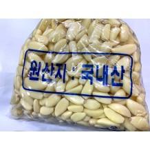 깐마늘 통마늘 소 1Kg (국내산)